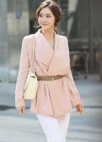 модное пальто осень 2015 цвета стили фасоны7