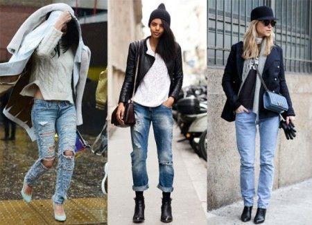 Модные джинсы осень зима 2015-2016