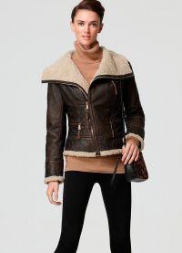 Модные куртки зима 2015-2016 4
