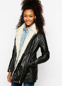 Модные куртки зима 2015-2016 5