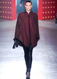 модные пальто осень 2013 2