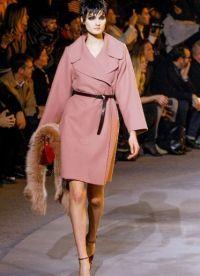 модные пальто осень 2013 4