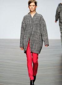 модные пальто осень 2013 5