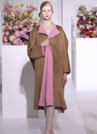 модные пальто осень 2013 6