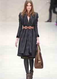 модные пальто осень 2013 7