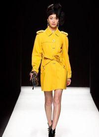 модные пальто осень 2013 8