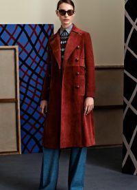 модные пальто осень зима 2015 2016 9