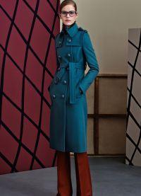 модные пальто осень зима 2015 2016 10