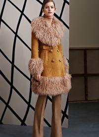 модные пальто осень зима 2015 2016 11