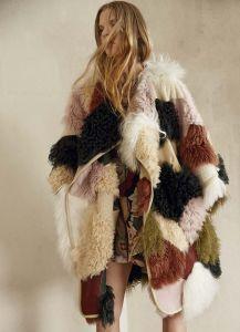 модные пальто осень зима 2015 2016 7