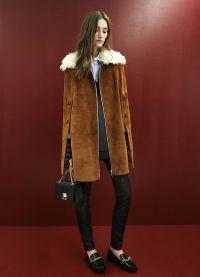 модные пальто осень зима 2015 2016 13