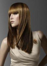Модные стрижки 2012 - Длинные волосы