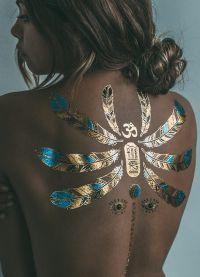 модные тату 2016 для девушек8