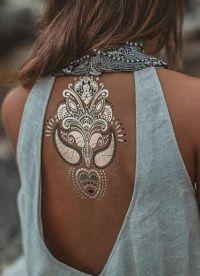 модные тату 2016 для девушек9