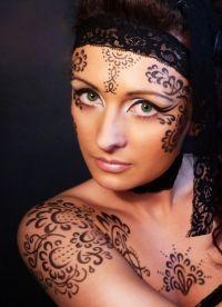 Модные татуировки 2013 6