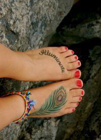 Модные татуировки 2013 7