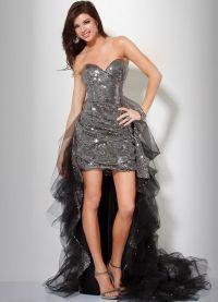 Модные вечерние платья 9