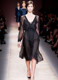 Модные вечерние платья 4