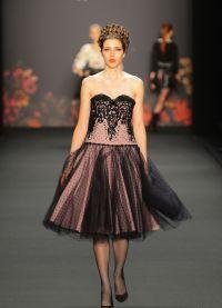 Модные вечерние платья 5