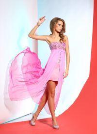 Модные вечерние платья 7