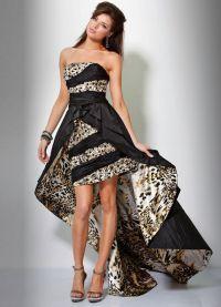 Модные вечерние платья 8