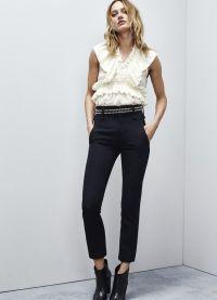 модные женские брюки осень зима 2015 2016 3