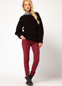 модные женские брюки осень зима 2015 2016 7