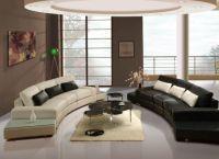 Современные диваны в гостиную 5