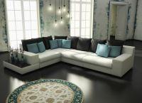 Современные диваны в гостиную 6