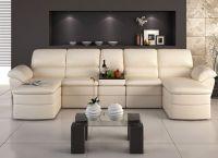Современные диваны в гостиную 9