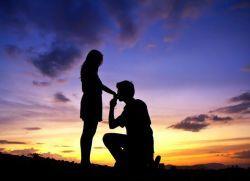 Молитва на любовь девушки