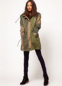 Молодежные куртки-парки 5