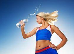 Можно ли пить после тренировки?