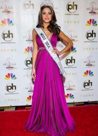 Оливия Калпо Мисс США и Мисс Вселенная