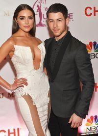 Ник Джонас и Оливия Калпо - одна из самых красивых звездных пар
