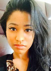 Nicki Minaj fără machiaj