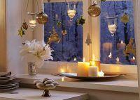 Новогоднее оформление дома7