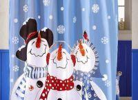 Новогодние шторы3