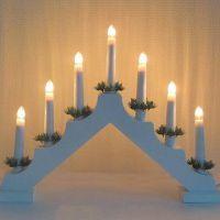 Новогодние светильники горки 6