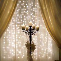 Новогодние светильники горки 8