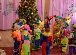 новогодние танцы для детей детского сада