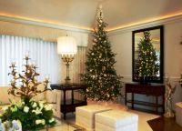 Новогодние украшения для дома10