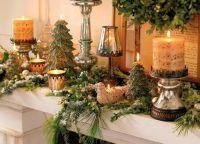 Новогодние украшения для дома12