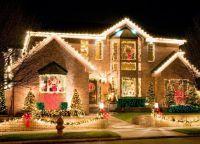 Новогодние украшения для дома4