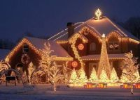 Новогодние украшения для дома5