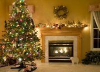 Новогодние украшения для комнаты