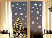 Новогодние украшения для комнаты7