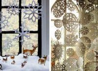 Новогодние украшения для комнаты8