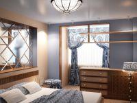 Объединение балкона с комнатой1