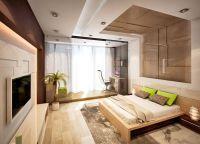 Объединение лоджии и комнаты3
